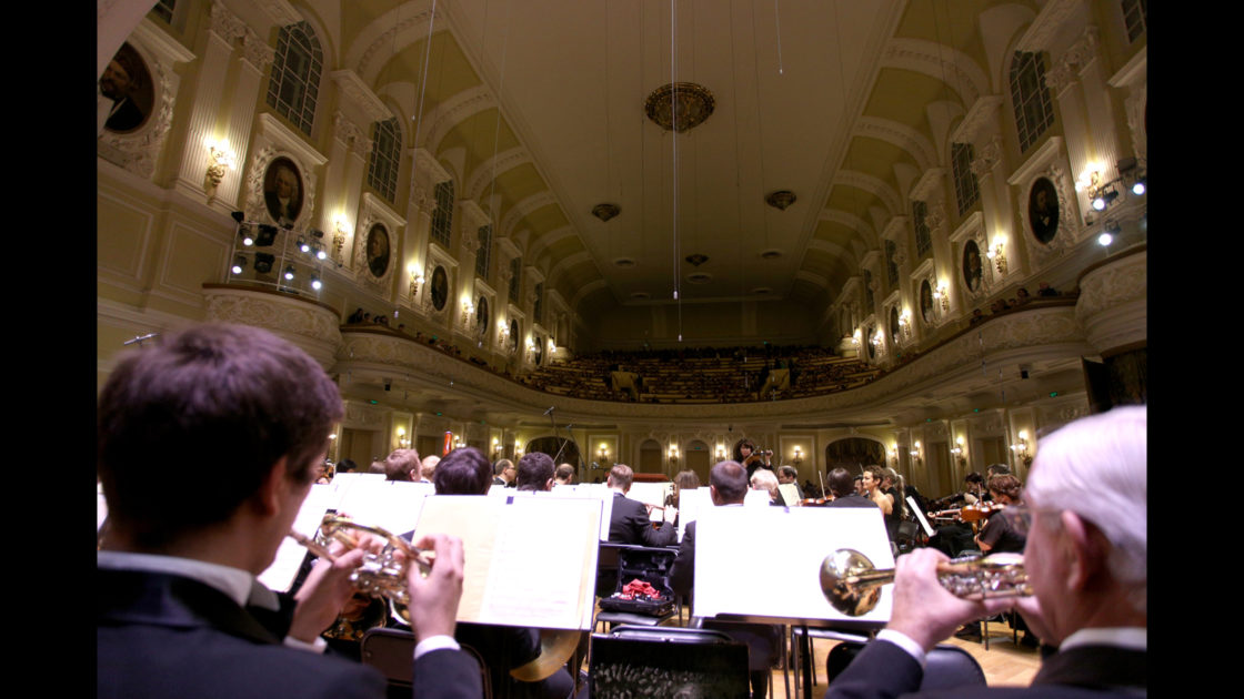 Moscow State Symphony Orchestra | Opus 3 Artists