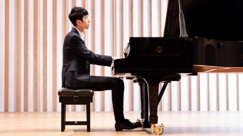 Eric Lu, pianist